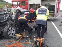 Sakarya'da feci kaza: 5 ölü 2 yaralı