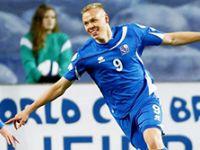 İzlanda: 2 - Çek Cumhuriyeti: 1