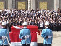 Süleyman Demirel için tören