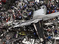 Endonezya'da uçak kazası: 113 ölü