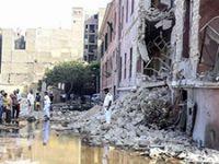 Kahire'de İtalyan Konsolosluğu yakınlarında patlama