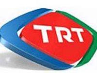 TRT tarihinde bir ilk!