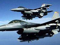 F-16′lardan Kandil'e ve IŞİD'e operasyon!