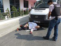 Ataşehir Belediyesi önünde arazi kavgası: 1 ölü