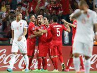 Türkiye: 3 - Hollanda: 0