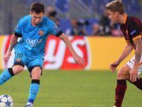Roma: 1 - Barcelona: 1