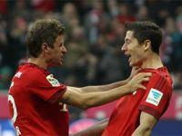 Bayern Münih: 5 - Borussia Dortmund: 1