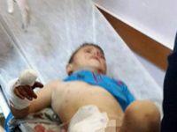Silvan'da bomba patladı: 1 çocuk öldü
