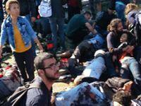 Patlamada yaralananların isimleri belli oldu