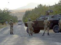 Tunceli-Erzincan yolu trafiğe kapatıldı