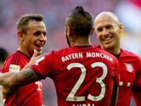 Bayern Münih: 4 - Köln: 0