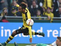 Werder Bremen: 1 - Borussia Dortmund: 3