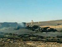 Mısır'da Rusya'ya ait yolcu uçağı düştü