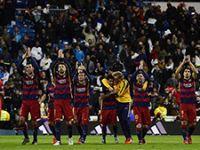 Real Madrid: 0 - Barcelona: 4