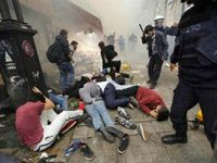 Gezi'nin polis müdürleri meslekten ihraç edildi