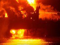 Azerbaycan'da petrol tesisinde yangın: 32 işçi öldü
