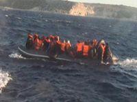 Çeşme'de mülteci faciası: 6 ölü