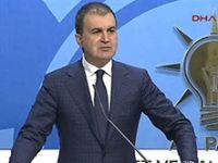 Ömer Çelik: İsrail, Türkiye'nin dostudur