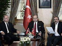 Bülent Arınç: Dolmabahçe mutabakatını Cumhurbaşkanı biliyordu