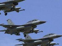 Suudi Arabistan'a ait 20 jet İncirlik üssüne indi