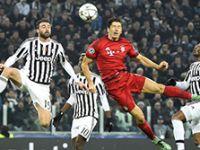 Juventus: 2 - Bayern Münih: 2