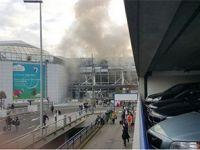 Brüksel'de patlama: En az 34 ölü