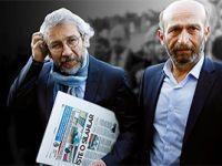 Yargıtay Can Dündar ve Erdem Gül'e verilen cezayı bozdu