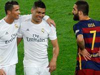 Barcelona: 1 - Real Madrid: 2