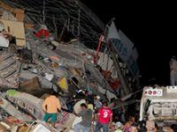 Ekvador'da büyük deprem: 77 ölü