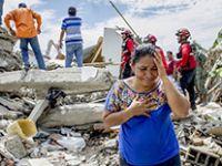 Ekvador depreminde ölü sayısı 246'ya ulaştı