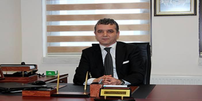 Başkan Boz'dan İrfan Dinç'in ekibine tasfiye