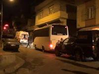 Gaziantep'te canlı bomba kendini patlattı!