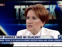Akşener, MHP'ye yapılan hukuksuzluğu canlı yayında açıkladı