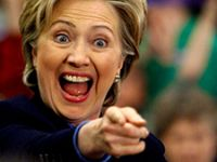 Hillary Clinton Demokratik Parti'den adaylık için yeter sayıya ulaştı