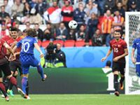Türkiye: 0 - Hırvatistan: 1