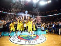 Fenerbahçe, basketbolda şampiyon
