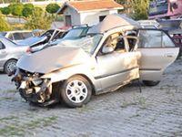 Çorum'da TIR ile otomobil çarpıştı: 6 ölü, 1 yaralı