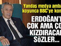 Bülent Arınç: AK Parti Tayyip'in partisi değildir