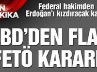 ABD'deki 'paralel yapı Fethullah Gülen davası' düştü