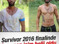 Survivor 2016 şampiyonu kim oldu? - İşte Survivor'ın kazanan ismi..