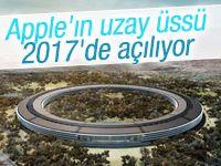 Apple Kaliforniya'daki binasını 2017'de hizmete sunacak