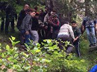 Giresun'da askeri helikopter düştü: 7 şehit, 8 yaralı