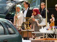 Emine Erdoğan, Varşova'da antikalara 50 bin dolar verdi
