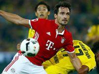 Bayern Münih: 2 - Borussia Dortmund: 0