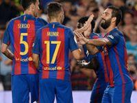 Barcelona: 3 - Sevilla: 0