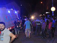 Gaziantep'de düğün salonunda patlama: 50 ölü