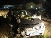 Çankırı'da otomobil, piknik yapan aileye çarptı: 2 ölü