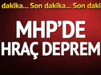 MHP'de 'Çağrı Heyeti' ihraç edildi