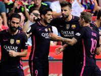 Sporting Gijon: 0 - Barcelona: 5