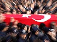 Afrin'den bir şehit haberi daha geldi